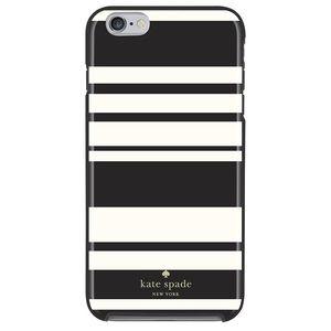 Kate Spade striped Fairmont iPhone case 6 6s 7 8